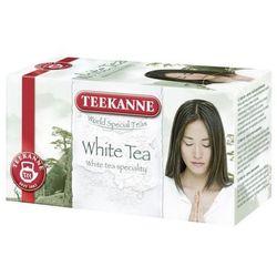 HERBATA TEEKANNE WHITE TEA 20K