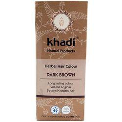 Khadi Ciemny Braz Henna Naturalna Porownaj Ceny Z Najtaniej Co