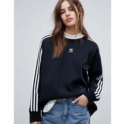 39241e9a5cdb0 bluzy z adidasa damskie bluzy z adidasa damskie,trefoil bluza z kapturem  black marki Adidas originals ...