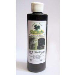Liquid Shea Butter Black Soap - Ghana
