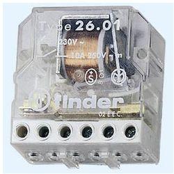 Finder Przekaźnik impulsowy 1no 10a 230v ac 26.01.8.230.0000