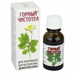 Doktor vedov Glistnik jaskółcze ziele ekstrakt na kurzajki, brodawki 15ml