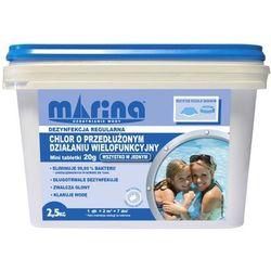 Chlor długodziałający Marina 2,5 kg (3521686140288)