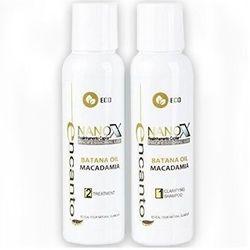 Encanto Nanox Treatment | Keratyna do prostowania i rekonstrukcji włosów 236ml (7897783679003)