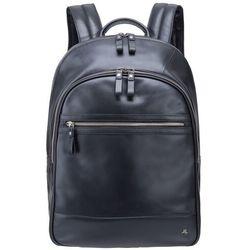 Visconti Skórzany duży plecak na laptop 13'' tc-80