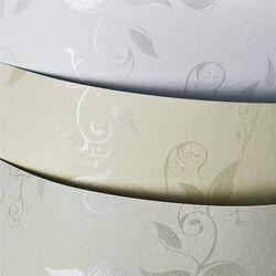 Papier ozdobny argo 230g. - liana kremowa marki Galeria papieru