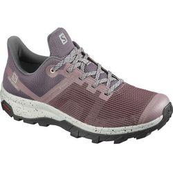 Salomon outline prism gtx shoes women, różowy uk 8 | eu 42 2021 buty turystyczne