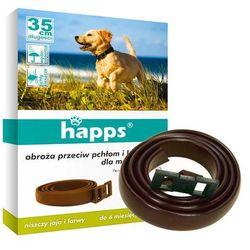 Happs obroża przeciw pchłom i kleszczom dla małych psów- rób zakupy i zbieraj punkty payback - darmowa wysyłka od 99 zł (5904517044630)