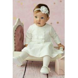 Sukienka niemowlęca na Chrzest 6K38AL