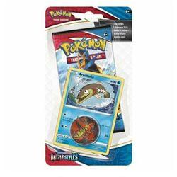 Karty battle styles checklane blister arrokuda marki Pokemon tcg