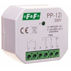 F&f filipowski sp.j. Przekaźnik elektromagnetyczny 1z 16a 230v ac pp-1zi-230v (5908312598534)