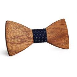 Chłopięca muszka drewniana s52 marki Niwatch