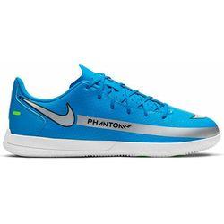 Nike Buty piłkarskie phantom gt club ic jr niebieskie ck8481 400