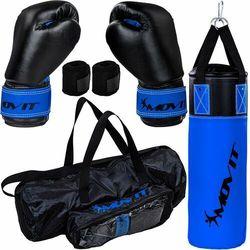 Worek bokserski rękawice bokserskie zestaw dzieci marki Movit ®