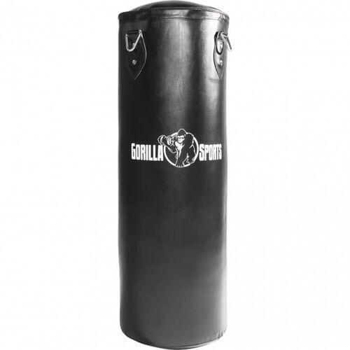 Worek treningowy czarny 37kg marki Gorilla sports