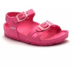 Sandały dla dzieci GoKids Male Różowe, kolor różowy