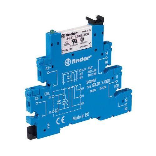 Przekaźnikowy moduł sprzęgający Finder 38.51.7.024.0050 (8012823122991)