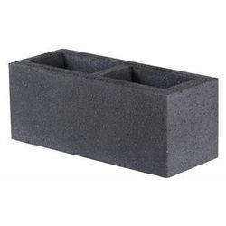 Bloczek murkowo-słupkowy 50.4 x 20 x 20 cm betonowy merlo marki Joniec