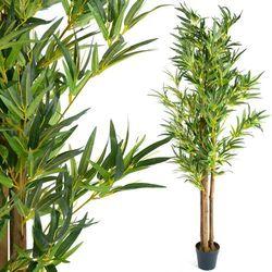 Sztuczne drzewo bambus 160cm drzewko bambusowe marki Plantasia ®