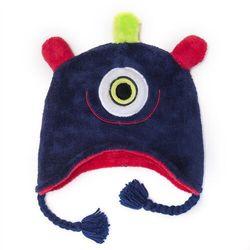 czapka zimowa potworki l marki Flapjack