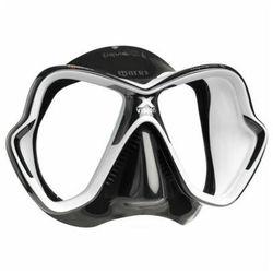 Maska do nurkowania MARES X-Vision Ultra Liquidskin Czarno-biały