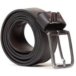 Pasek Męski U.S. POLO ASSN. - Lake Worth Men's Belt Leather WEUW12233MHA511 Dark Brown