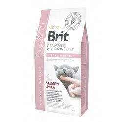 Brit Veterinary Diet Hypoallergenic 400 g (8595602528387)