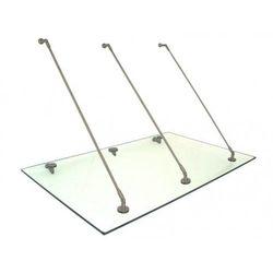 Daszek Zadaszenie Szklane Drzwi 200 x 120