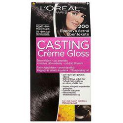 casting creme gloss farba do włosów odcień 323 dark chocolate marki L'oréal paris
