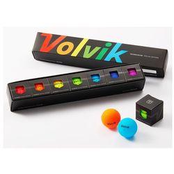 Piłki golfowe rainbow pack (zestaw 7 tęczowych piłek) marki Volvik