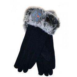 Yo! r-141 z futrem rękawiczki