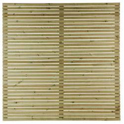 Płot panelowy wenecki GoodHome Lemhi 180 x 180 x 3,6 cm (5059340046303)