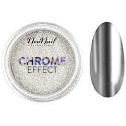 Neonail Pyłek chrome effect – silver (5903274019653)