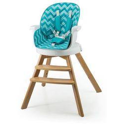 Krzesełko do karmienia 3w1 ORION 2020 Zielone (5908239699482)