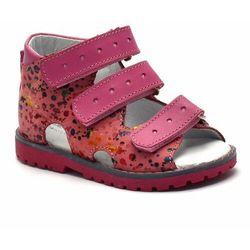 Dziecięce buty profilaktyczne Kornecki OR 03/103 KL.Róż (5903991683069)