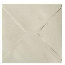 Galeria papieru Koperty ozdobne 160x160mm op.10 120g. nature j.beżowy