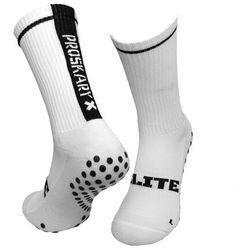 Skarpety treningowe antypoślizgowe elite białe marki Proskary
