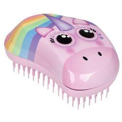 Tangle Teezer The Original Mini szczotka do włosów 1 szt dla dzieci Rainbow The Unicorn (5060630042752)